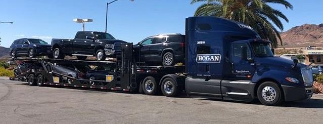 Driving Jobs at Hogan Transport - Car Haulers