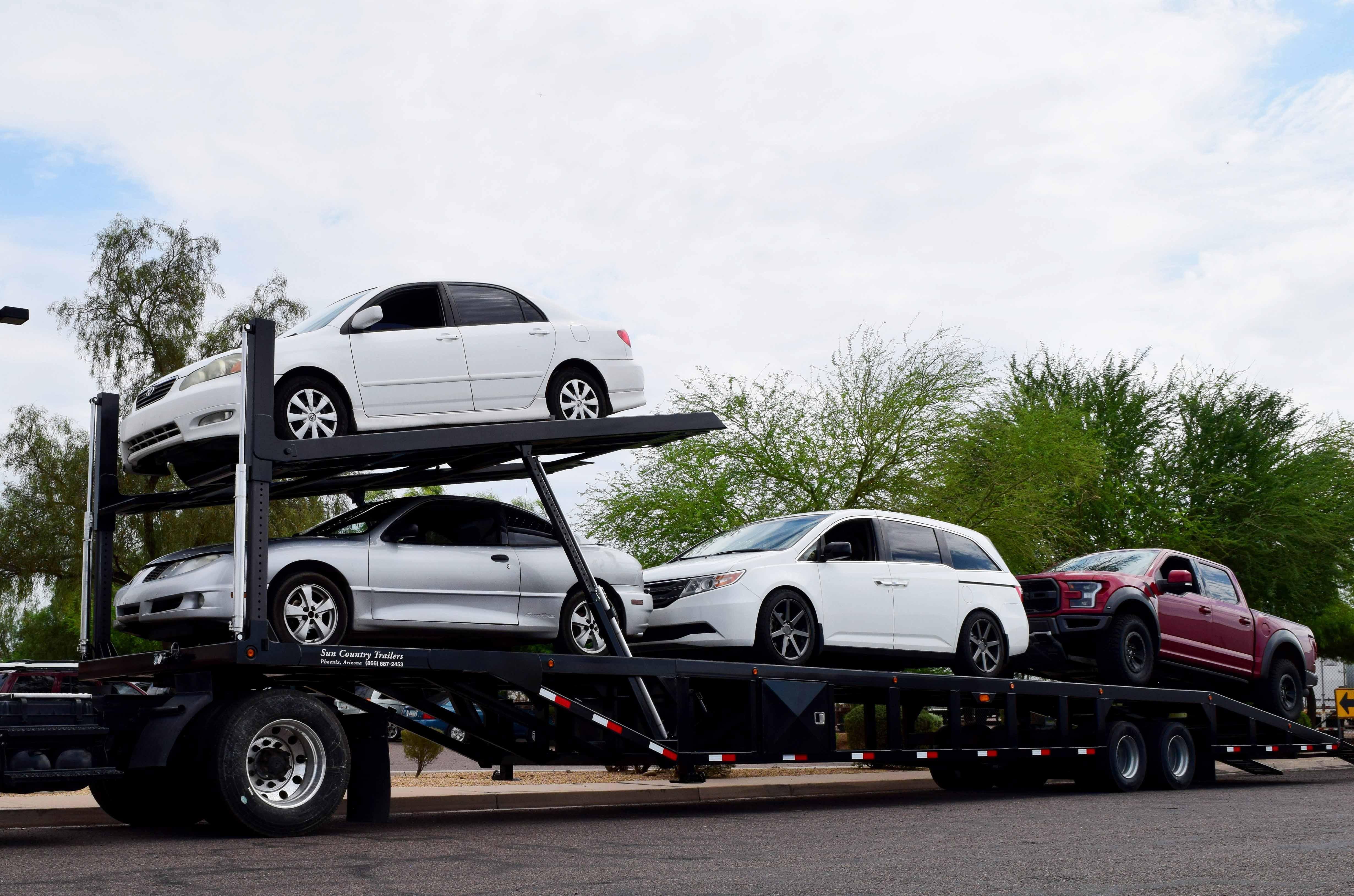 Driving Jobs at CTEMS - Car Haulers