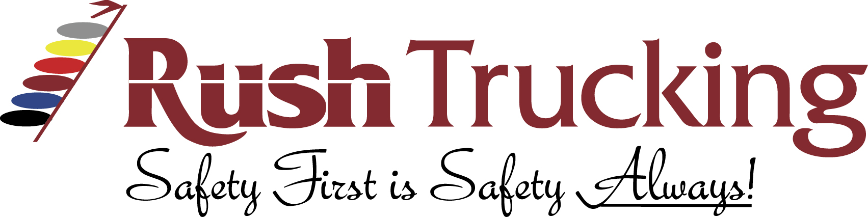 Rush Trucking logo