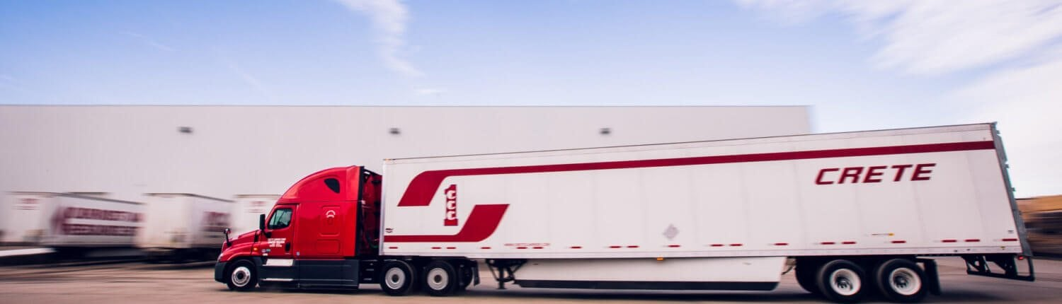 Driving Jobs At Crete Carrier