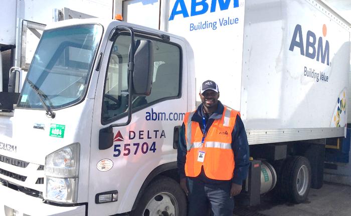 Driving Jobs at ABM - Boston High Lift Driver