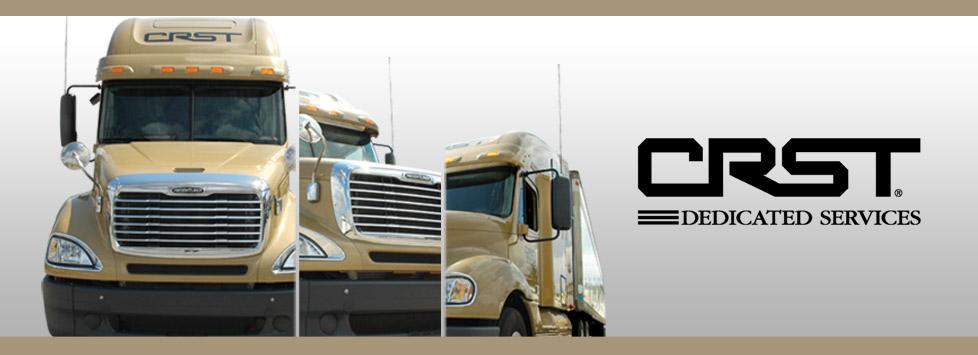 Driving Jobs at CRST Dedicated - CAT Illinois